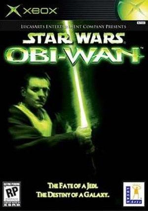 Star Wars: Obi-Wan - Image: Star Wars Obi Wan x box cover