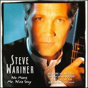 No More Mr. Nice Guy (Steve Wariner album) - Image: Steveniceguy