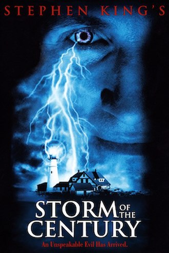 Storm of the Century - Artwork for miniseries