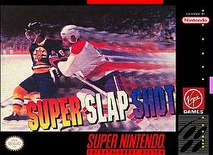 Super Slap Shot - Super Slap Shot