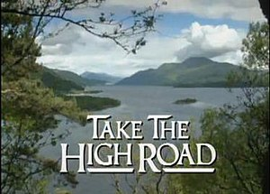 Take the High Road - Image: Takethehighroad
