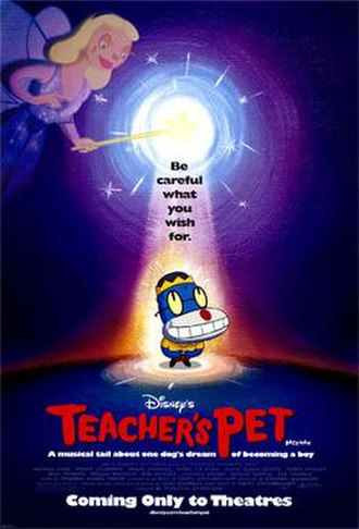 Teacher's Pet (2004 film) - Theatrical release poster