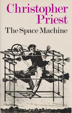 The Space Machine - First edition (publ. Faber & Faber)