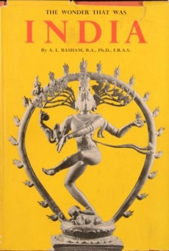 The Wonder That Was India - First edition