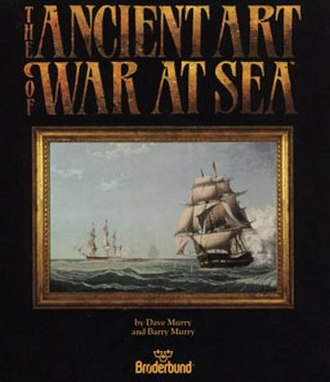 The Ancient Art of War at Sea - Image: The Ancient Art of War at Sea