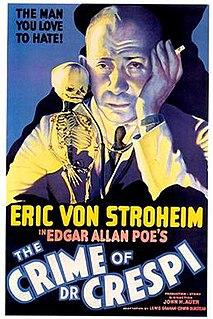 <i>The Crime of Dr. Crespi</i> 1935 film by John H. Auer