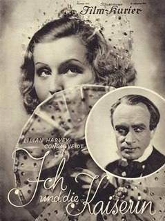 <i>The Empress and I</i> 1933 film