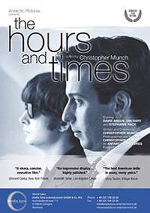 The Hours and Times - Movie poster