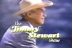 The Jimmy Stewart Show - 1971/72 season title card