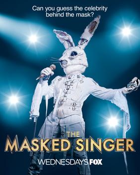 The Masked Singer US Season 1 Poster