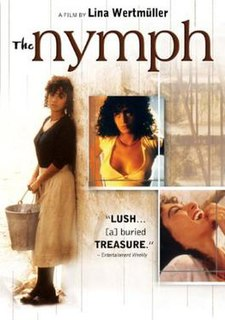 <i>The Nymph</i> 1995 film by Lina Wertmüller