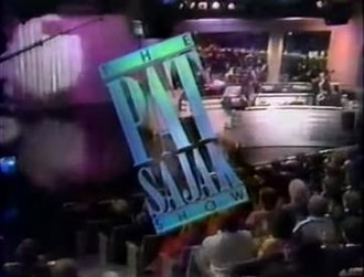 The Pat Sajak Show - Image: The Pat Sajak Show Title Card