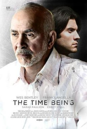 The Time Being - Theatrical release poster