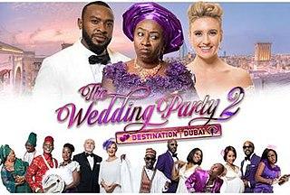 <i>The Wedding Party 2</i> 2017 film directed by Niyi Akinmolayan