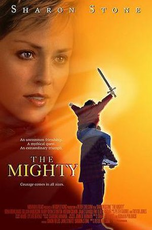 The Mighty - Theatrical release poster
