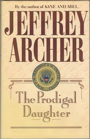 The Prodigal Daughter - First edition (publ. Hodder & Staughton)