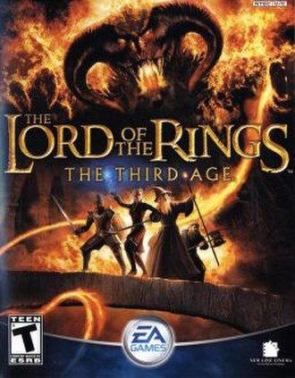 The Lord of the Rings: The Third Age - Image: Thirdagebox