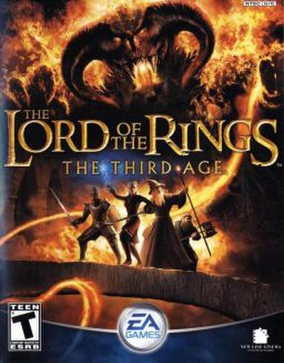 Picture of a game: The Lord Of The Rings: The Third Age