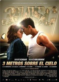 <i>Three Steps Above Heaven</i> 2010 film by Fernando González Molina