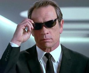 Agent K - Tommy Lee Jones as Agent K