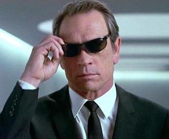 Agent K - Tommy Lee Jones as Agent K