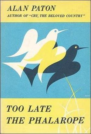 Too Late the Phalarope - First US edition (publ. Scribner)