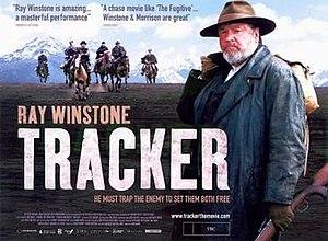 Tracker (film) - Film poster