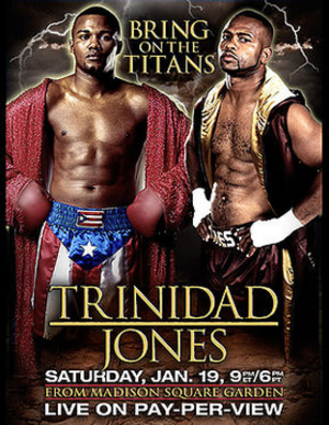 Félix Trinidad vs. Roy Jones Jr. - Image: Trinidad vs Jones
