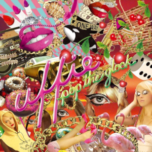 Pop the Glock - Image: Uffie Pop the Glock