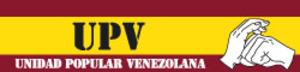 Venezuelan Popular Unity - Image: Unidadpopularv