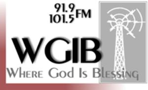 WGIB - Image: WGIB logo