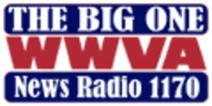 WWVA (AM) - former logo