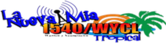 WYCL -  WYCL logo used October 2012 to March 2017