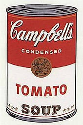 ANDY WARHOL EN ZARAGOZA 170px-Warhol-Campbell_Soup-1-screenprint-1968