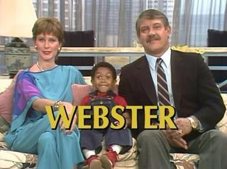 <i>Webster</i> (TV series) American television sitcom