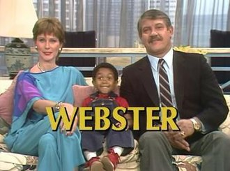 Webster (TV series) - Title screen from Season 1
