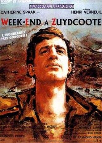 Weekend at Dunkirk - Image: Week end a zuydcoote