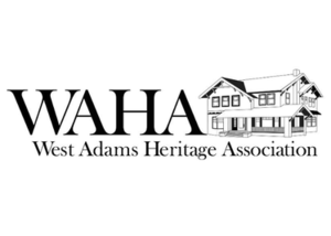 West Adams Heritage Association - Image: West Adams Heritage Association Logo