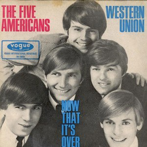 Western Union (song) - Image: Western Union The Five Americans