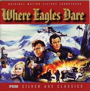Where Eagles Dare - Image: Where eagles dare