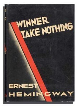 Winner Take Nothing - First Edition