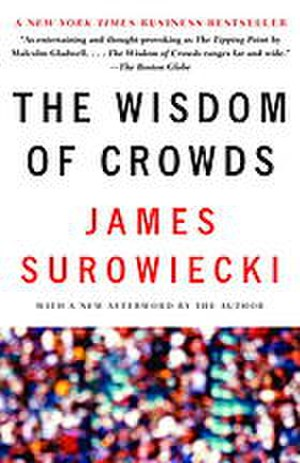 The Wisdom of Crowds - Cover of mass market edition by Anchor