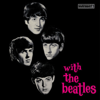 With the Beatles - Image: With the Beatles Australia