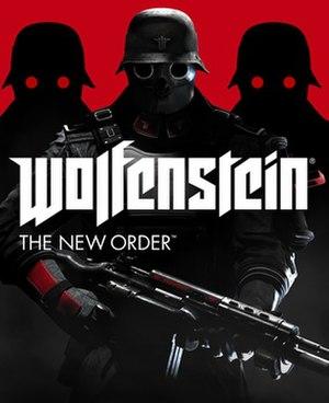 Wolfenstein: The New Order - Image: Wolfenstein The New Order cover