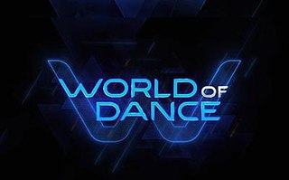 <i>World of Dance</i> (TV series)