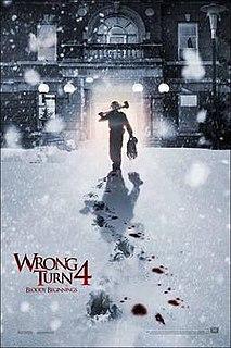 <i>Wrong Turn 4: Bloody Beginnings</i>