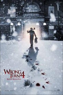 Wrong Turn 4: Bloody Beginnings - Wikipedia