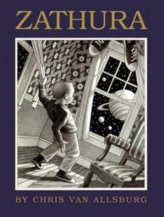 Zathura - Image: Zathura book cover
