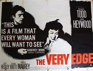 <i>The Very Edge</i> 1962 film by Cyril Frankel