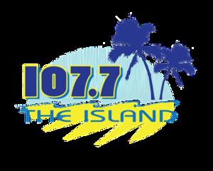 KSYZ-FM - Image: 1077theisland